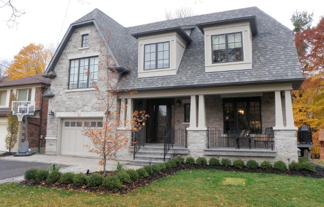 Toronto Home Builders Architectural Design Firm Custom